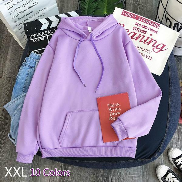 purplehoodiesforwomen, Family, Long Sleeve, womens pullover hoodies