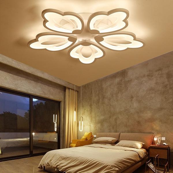 modernceilinglight, lightfixture, led, Home & Living