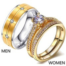 Couple Rings, ringsforcouple, wedding ring, gold