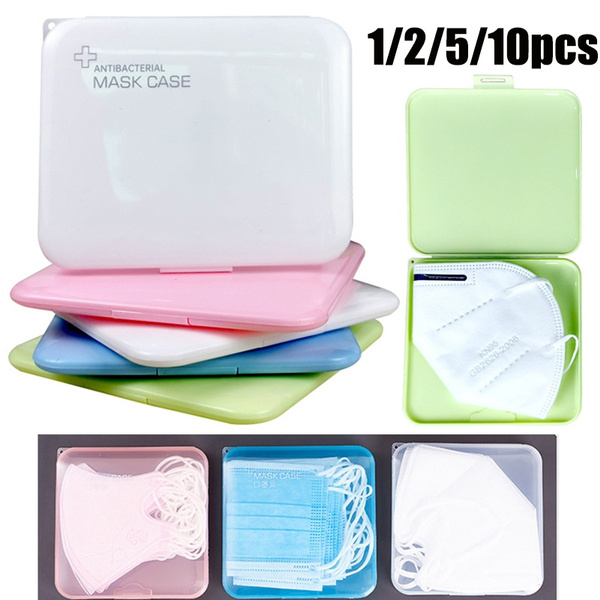 Storage Box, case, pollutionfreefacemask, maskcase