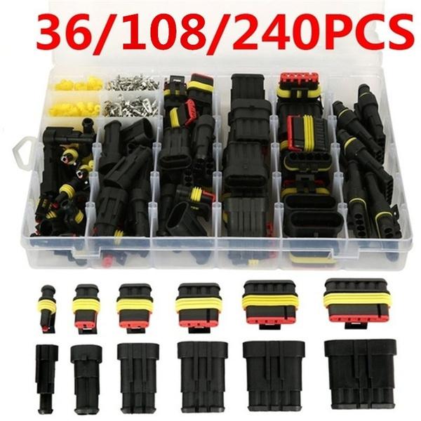 wireconnectorset, connectorsterminal, Pins, wireterminal