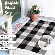 doormatoutdoor, Rugs & Carpets, checkered, buffaloplaidrug