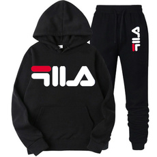 Plus Size, filahoodie, pullover hoodie, casualhoodieset