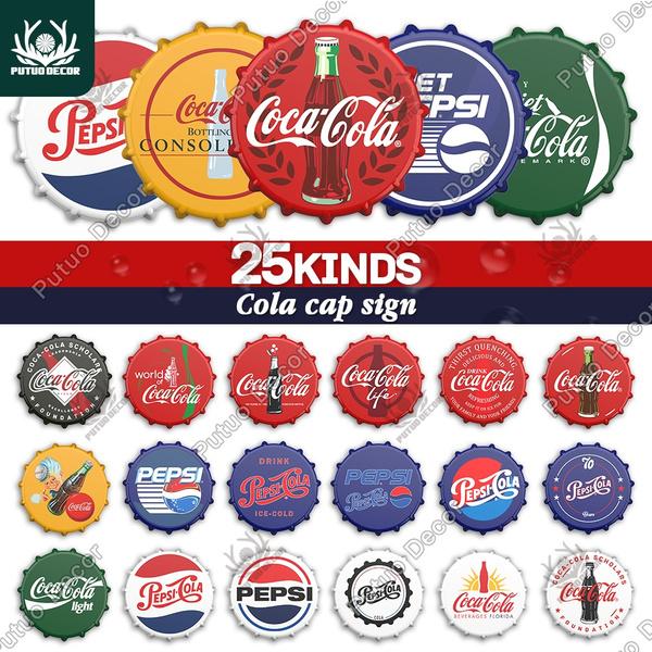 Coca Cola, cocacolasign, Bottle cap, Vintage