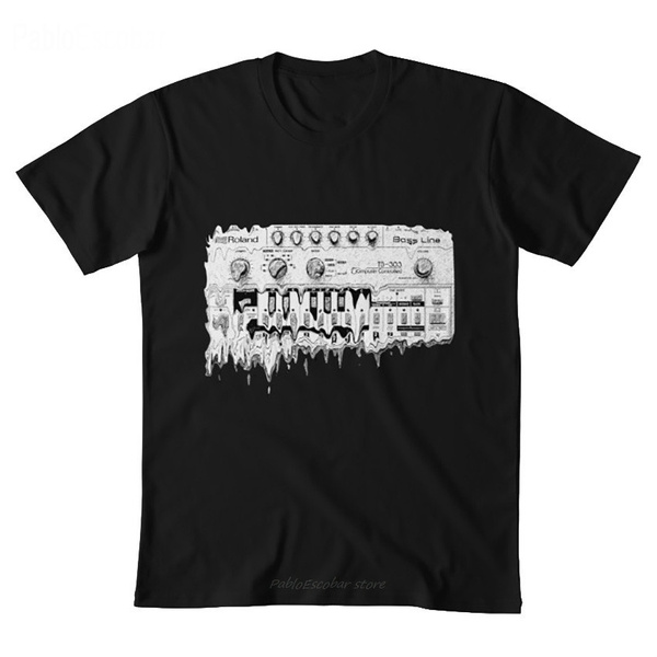 Plus Size, Dj, Shirt, synthesizer