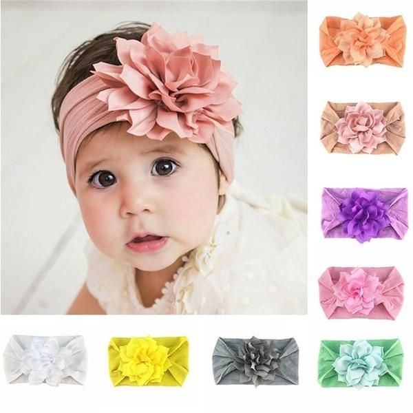 elasticheadband, Fashion Accessory, Flowers, Toddler