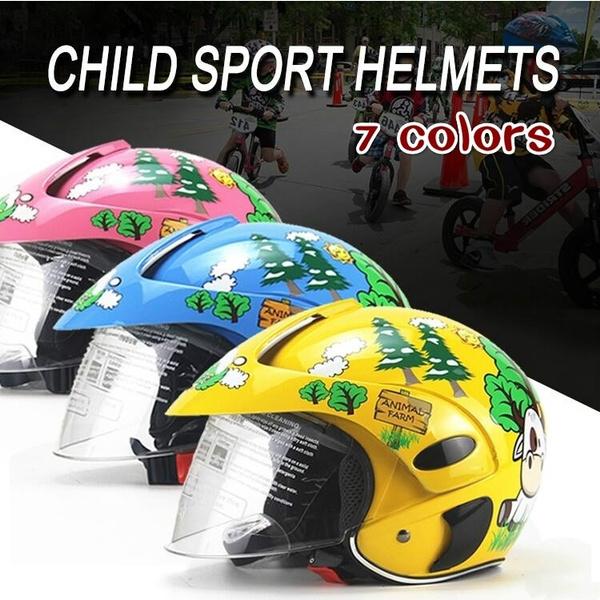 Helmet, Cycle Helmet, kids, Motorcycle