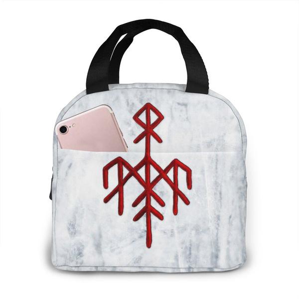 printlunchbag, picnicbag, anime bag, outdoorbag