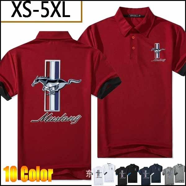 Mens T Shirt, collar slim, Fashion, Cotton T Shirt