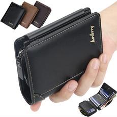 leather wallet, shortwallet, Shorts, wallet for men