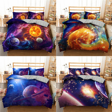 galaxybeddingset, Bedding, Cover, Duvet Covers