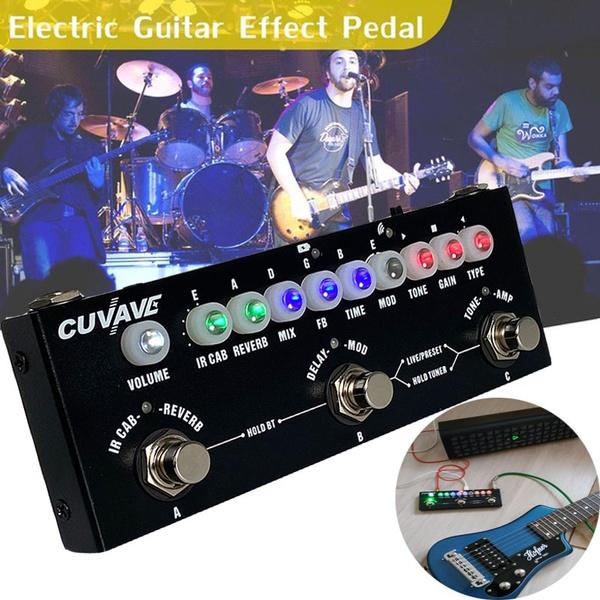 effectpanel, guitarmultieffect, guitarpedal, Musical Instrument Accessories