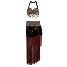 scarf, Fashion, Cosplay, bellydancedresstopbraandskirt