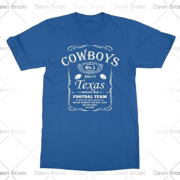 Summer, Dallas, Shirt, Cowboy