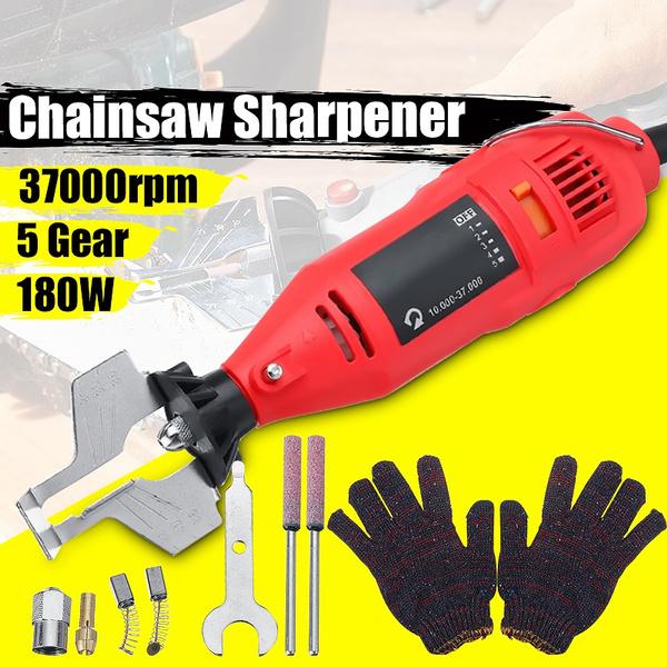 chainsaw, 180wchainsawsharpener, chainsawsharpener, Electric