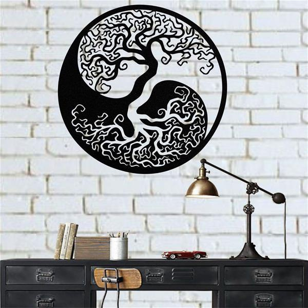 antdecoruk, Metal, art, Tree