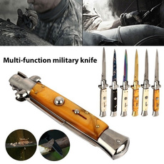 Steel, Outdoor, dagger, Aluminum