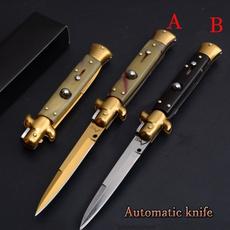 pocketknife, Outdoor, springassistknife, Hunting