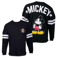 Mickey Mouse, longsleeveraglan, cottonpolyblend, Shirt