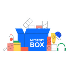 Box, mysterybox, mysterygift