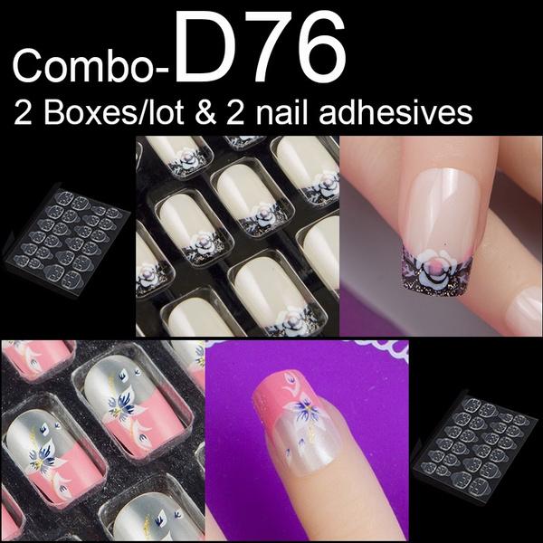 naiartsticker, squarenail, nail tips, pressonnail