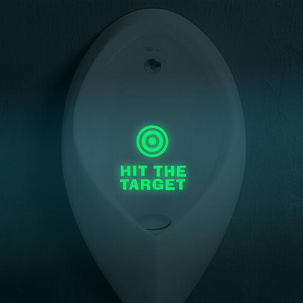 toilet, Decor, bathroomsticker, Home Decor