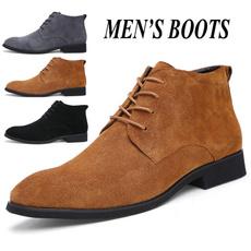 Plus Size, Men, men dress shoes, anklebootsmen