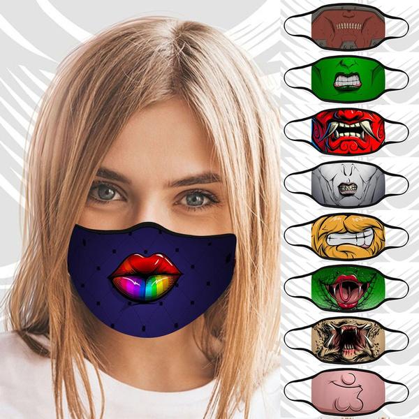 cartoonmask, dustproofmask, Cotton, coolmask