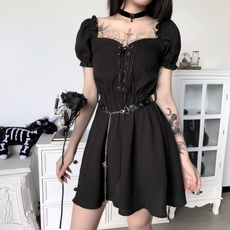 party, Goth, Fashion, Vintage