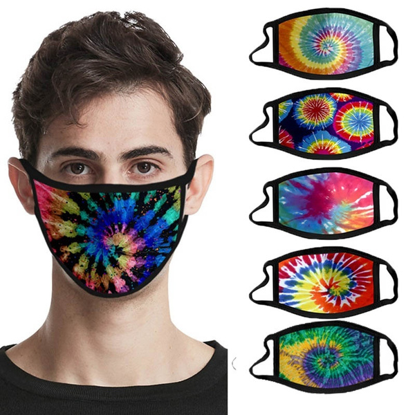 dustproofmask, halffacemask, Colorful, windprooffacemask