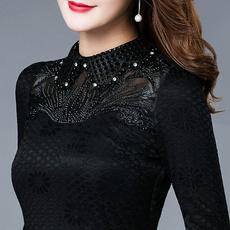 blouse, DIAMOND, Tops & Blouses, Shirt