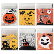 halloweenparty, packages, Festival, treatbag
