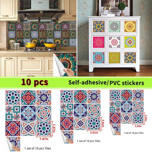 Kitchen & Dining, kitchenoilsticker, Waterproof, tilesticker