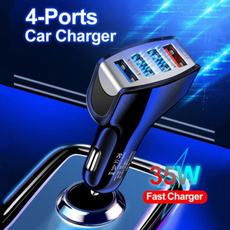 quickcharge, Mobile, Cars, Usb Charger