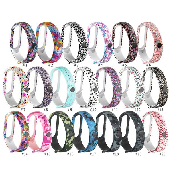 xiaomimiband5, miband5strap, miband5flowerstrap, Jewelry