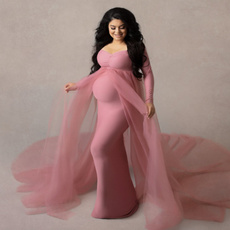 pink, gowns, pregnantdres, photographydres