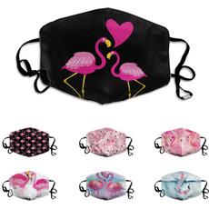cute, flamingo, mouthmuffle, Funny