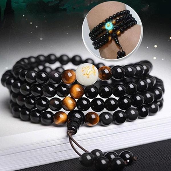 buddhabead, Jewelry, 8MM, Bracelet