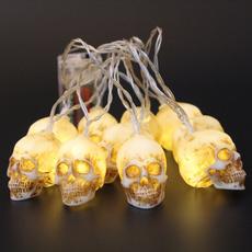 Head, Outdoor, led, Skeleton