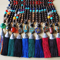 Fashion, necklace for women, tasselnecklace, beadsnecklace