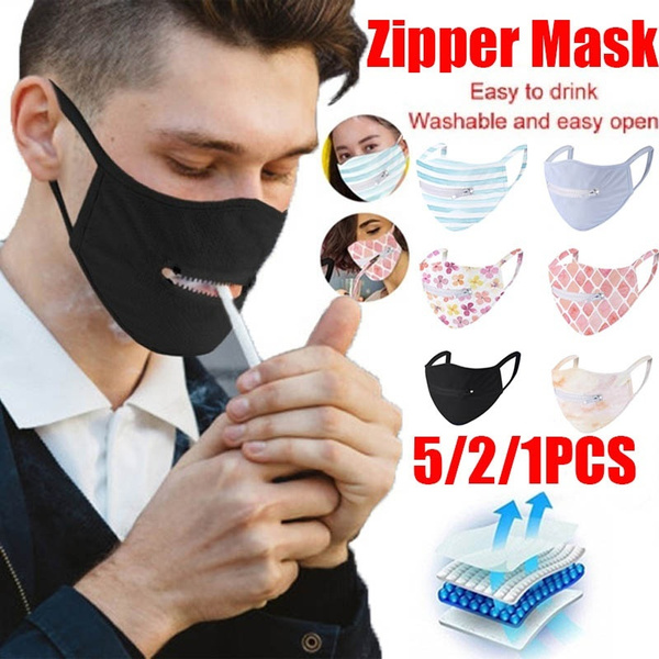 zippermask, antidustfacecover, outdoorfacemask, breathablemouthcover