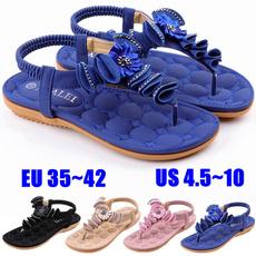 bohemia, beach shoes, Fashion, Summer