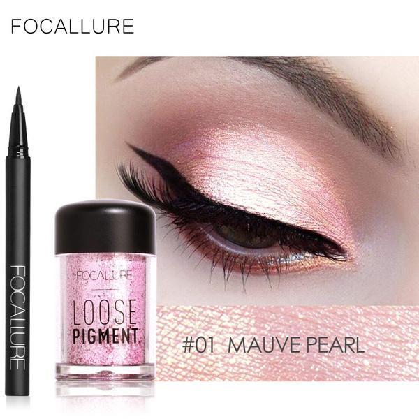 eyeshadoweyelinerset, eye, cosmetic, Beauty