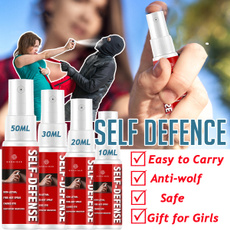 selfdefence, Outdoor, pepperspray, easytocarry