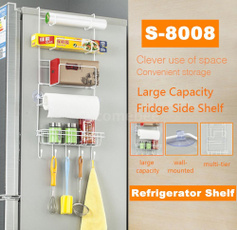 Kitchen & Dining, refrigeratorshelf, sidewallholder, Shelf