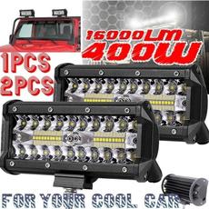 Lighting, ledlightbar, sporlamp, Waterproof