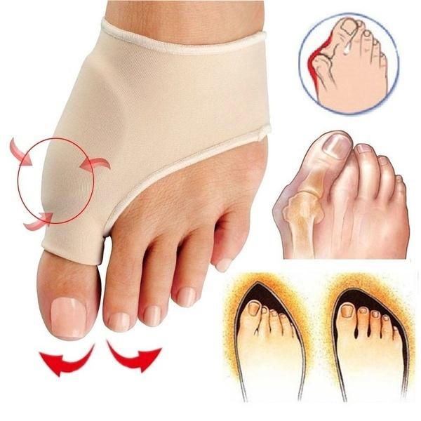 halluxvalguscorrection, Elastic, Sleeve, shoeslightweight