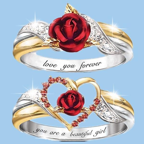 Heart, DIAMOND, Love, wedding ring
