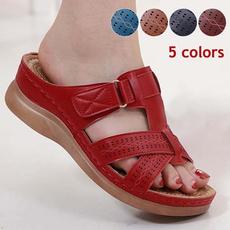 Summer, Sandals, sandaler, Vintage