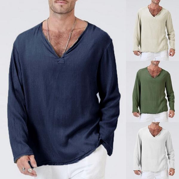 Plus Size, beachshirt, Sleeve, solid